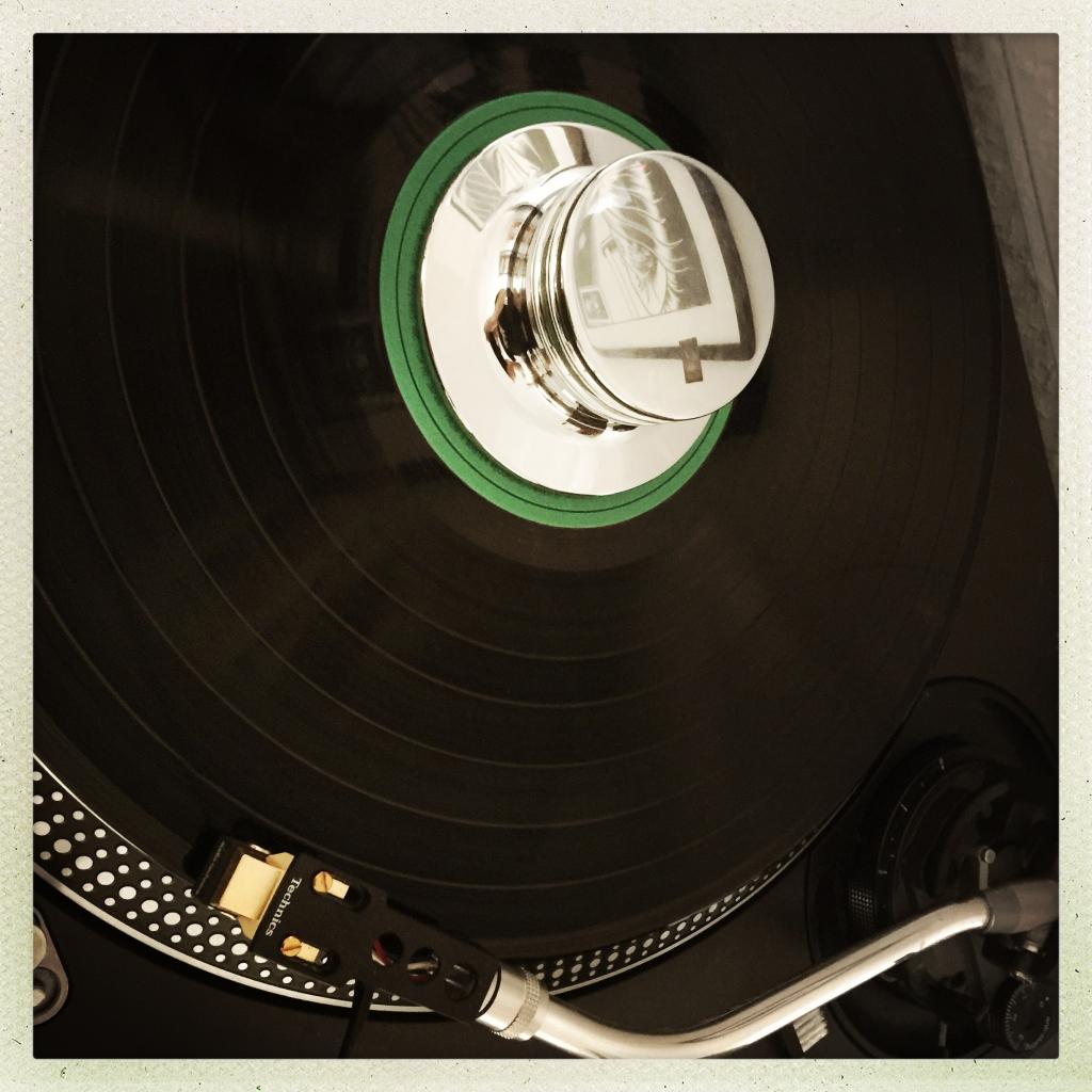 mat pour platine vinyle